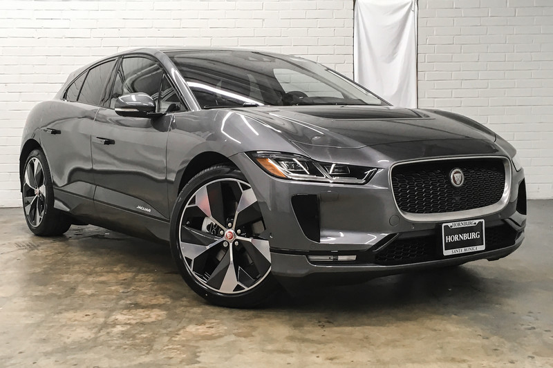 Hornburg Santa Monica >> New 2019 Jaguar I Pace First Edition With Navigation