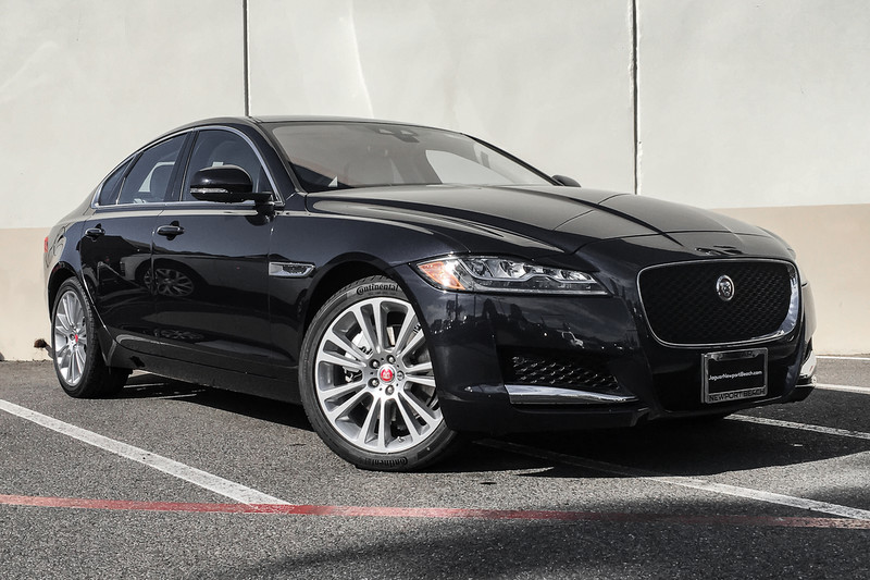 New 2019 Jaguar Xf 25t Prestige 4dr Car In Santa Monica 419080