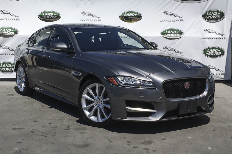 Certified Pre Owned 2016 Jaguar Xf 35t R Sport