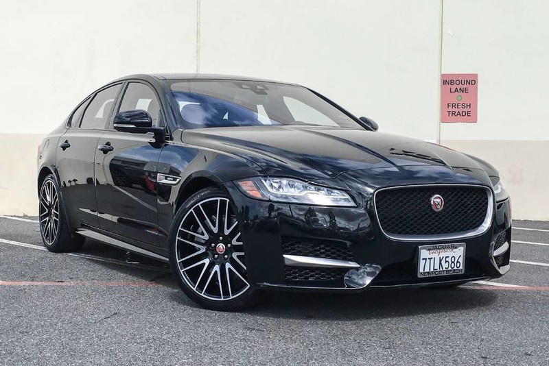 Certified Pre Owned 2016 Jaguar Xf 35t R Sport Sedan In Santa Monica N7280 Hornburg