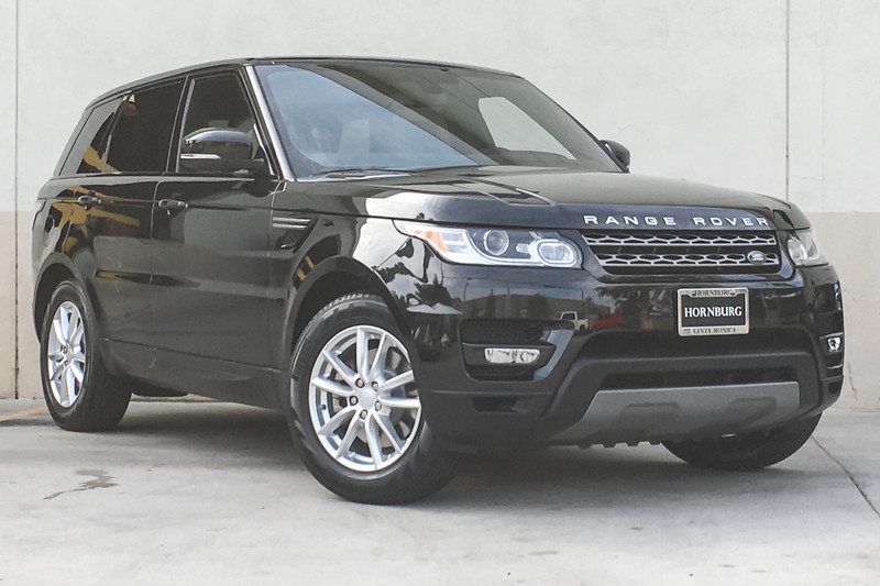 Certified Pre-Owned 2015 Land Rover Range Rover Sport SE
