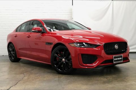 New 2020 Jaguar XE R-Dynamic S