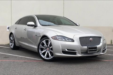 Certified Pre-Owned 2016 Jaguar XJ XJL Portfolio