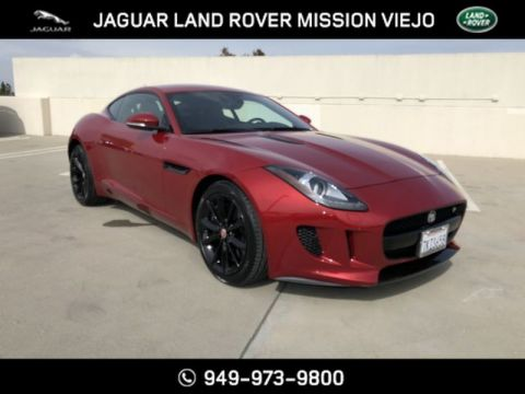 Certified Pre-Owned 2015 Jaguar F-TYPE V6 S
