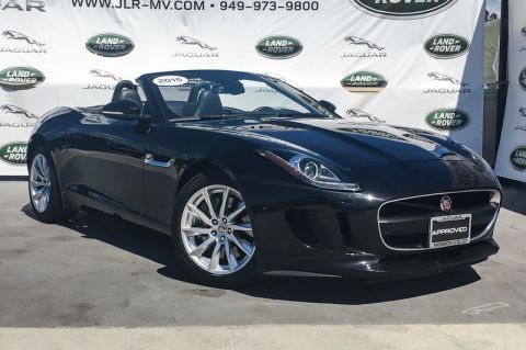 Certified Pre-Owned 2016 Jaguar F-TYPE