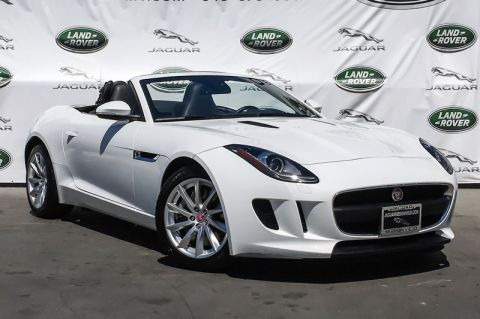 Pre-Owned 2016 Jaguar F-TYPE