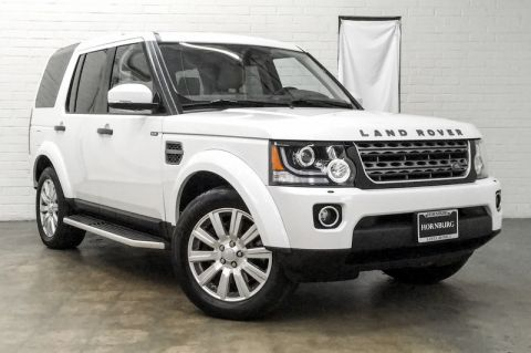 Certified Pre-Owned 2015 Land Rover LR4 SWB