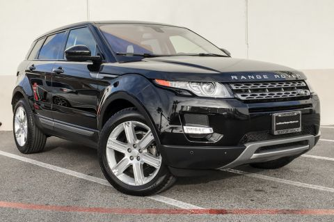 Certified Pre-Owned 2015 Land Rover Range Rover Evoque Pure Premium